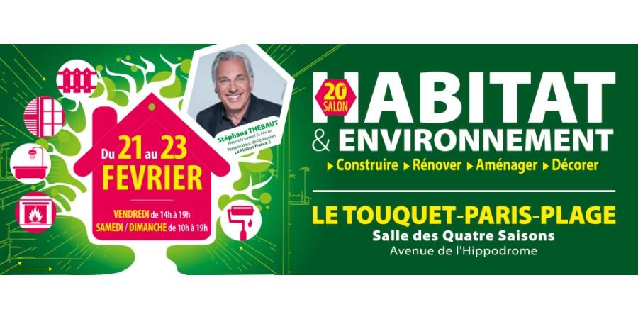 Read more about the article Salon Habitat & Environnement du Touquet
